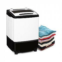 Klarstein Bubble Boost, pračka, 380 W, 3,5 kg, časovač 0 - 10 min., černá