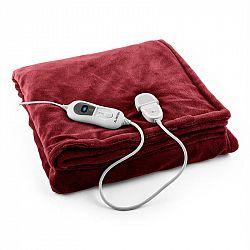 Klarstein Dr. Watson XL výhřevná deka 120 W, pratelná, 180x130 cm, mikroplyš, bo