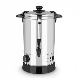 Klarstein Geysir, vařič na nápoje, cca 40 šálků, 30 - 110 °C, ušlechtilá ocel