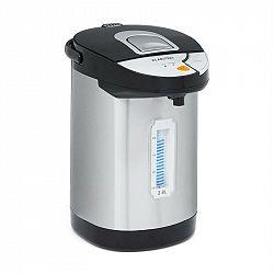 Klarstein Hot Spring, zásobník na horkou vodu, 2,8l, nádrž na vodu z ušlechtilé oceli, stříbrný