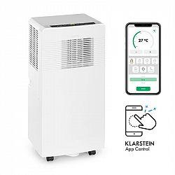 Klarstein Iceblock Ecosmart 9, limatizace, 3 v 1, 9000 BTU, ovládání přes aplikaci, bílá