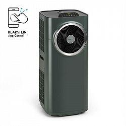 Klarstein Kraftwerk Smart 12K, klimatizace, 3 v 1, 12 000 BTU, ovládání přes aplikaci, antracitová