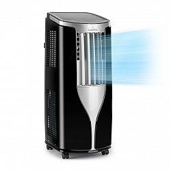 Klarstein New Breeze 7, černá, klimatizace, 2,6 kW, třída energetické účinnosti A, dálkový ovladač