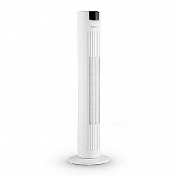 Klarstein Skyscraper 2G, 40 W, věžový ventilátor s dotykovým ovládáním, dálkový ovladač, bílý