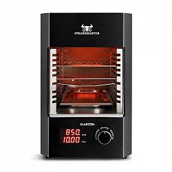 Klarstein Steakreaktor 2.0, 1600 W, elektrický gril, 850 °C, infračervené záření