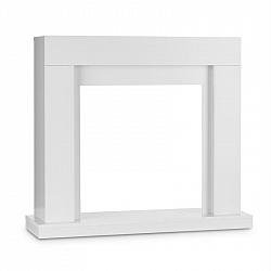 Klarstein Studio Frame, krbová konstrukce, rám, MDF, moderní design, bílá