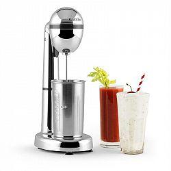 Klarstein van Damme, stříbrný, 100W, míchač/mixér na míchání drinků, 450ml pohár z nerezavějící oceli