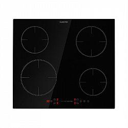 Klarstein Virtuoso EcoAdapt, indukční varná deska, 4 zóny, 7200 W, sklo, černá