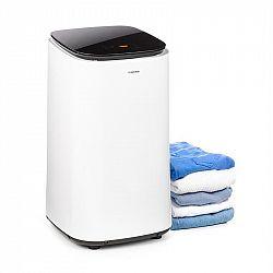 Klarstein Zap Dry, sušička prádla, 820 W, 50 l, dotykový ovládací panel, LED, bílá/černá